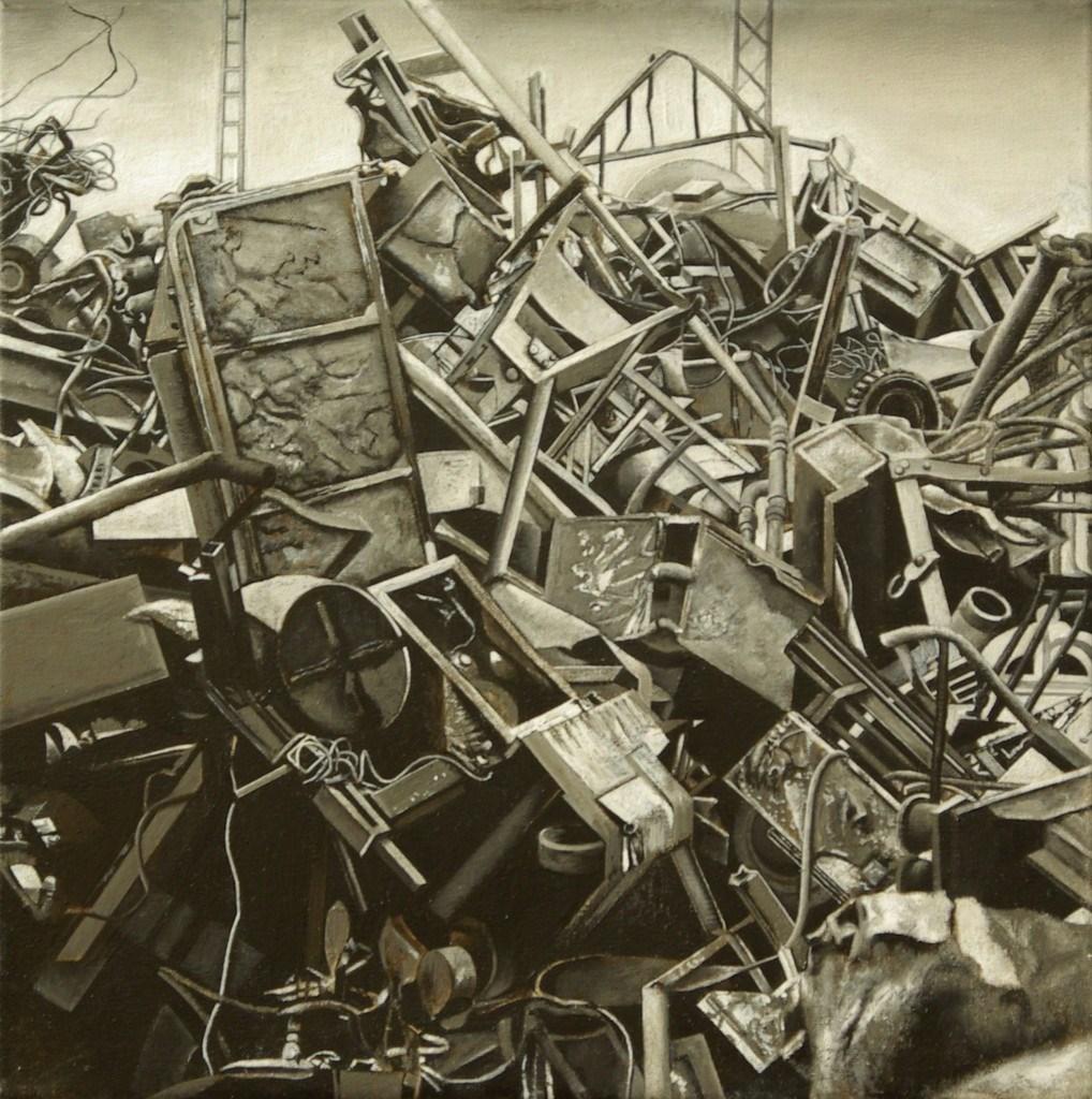 Demolition Study IV.